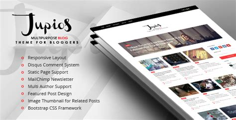 blog layout ghost 50 best responsive blogger templates premium 2016