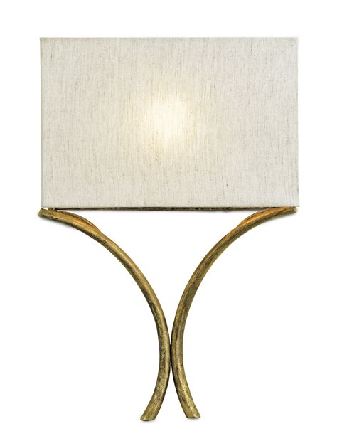 Currey And Company Sconces currey and company 5901 cornwall wall sconce