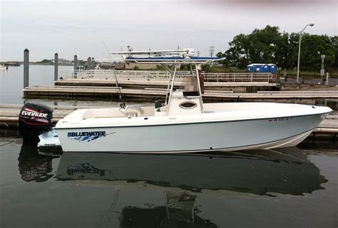 bluewater boats hull truth bluewater 2350 sea trial the hull truth boating and