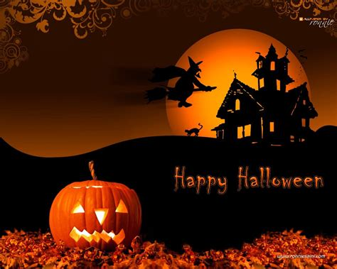 halloween screen themes free halloween desktop backgrounds festival collections