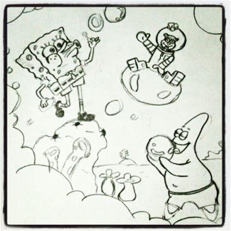 doodle spongebob name 26 best images about spongebob on o