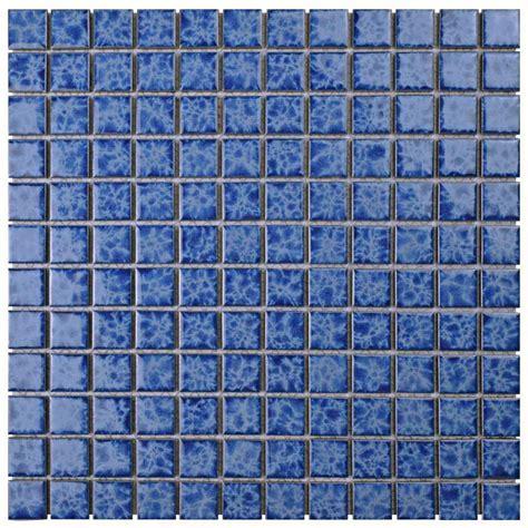 Merola Tile Watersplash Square Catalan 11 3/4 in. x 11 3/4