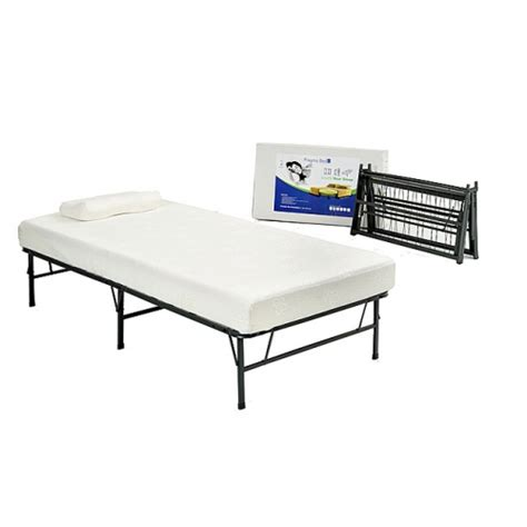 twin bed length pragma quad fold twin xl bed by pragma corporation