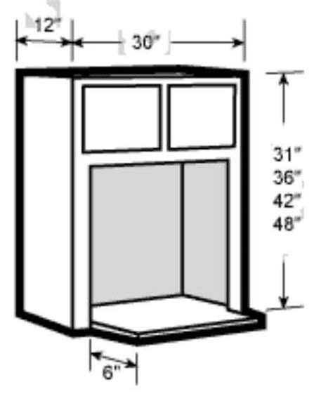 cabinet microwave dimensions specialty wall cabinets page 2 of 2 187 mid america cabinets