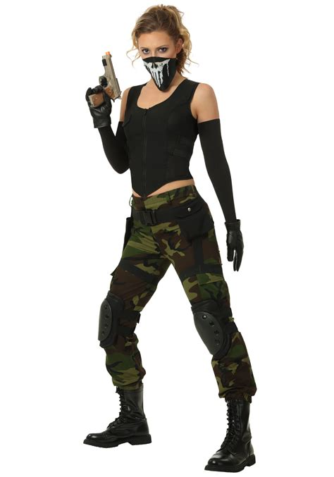 woman soldier costume women s fighting soldier costume