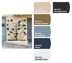 jute brown paint color sw 6096 by sherwin williams another choice for wall color with white