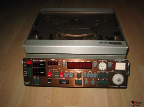 T Audio Nagra by Nagra T Audio Reel To Reel Recorder Photo 331221 Canuck