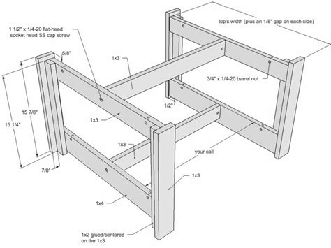 Drawing Tables
