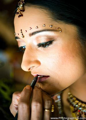 wedding hair and makeup baltimore md indian bridal hair and makeup baraat by photographick