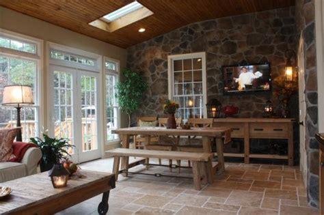rustic sunroom  tabernacle skylight cozy  amiano