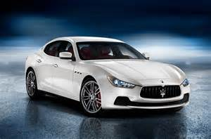What Is A Maserati Official 2014 Maserati Ghibli Gtspirit