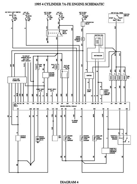 2000 Toyota Camry Spark Plug Wire Diagram - Drivenheisenberg