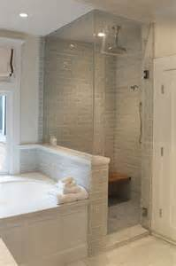 Glass Enclosed Showers Master Bathroom With Glass Enclosed Steam Shower