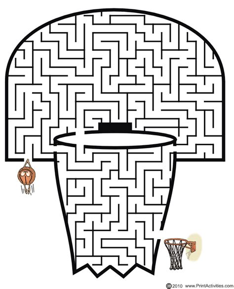 Printable Free Mazes | free christmas mazes printables search results