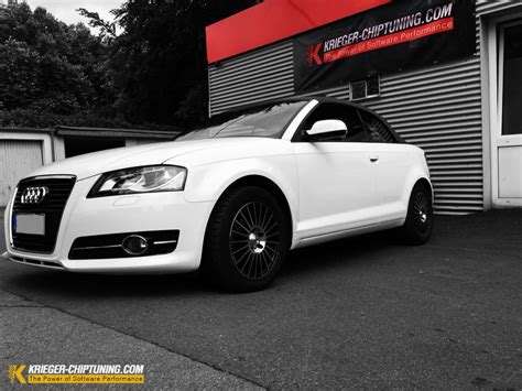 Chiptuning Audi A3 by Audi A3 Dsg Chip Tuning In Nrw
