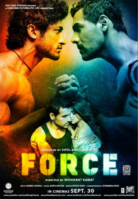 film india force force movie review bollyspice com the latest movies
