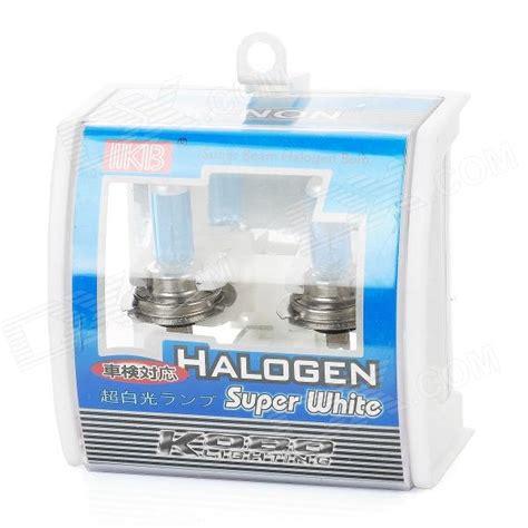 Lu Mobil Halogen H7 12v 55w 2pcs kobo h7 55w 5500k 1600lm white halogen car fog light dc
