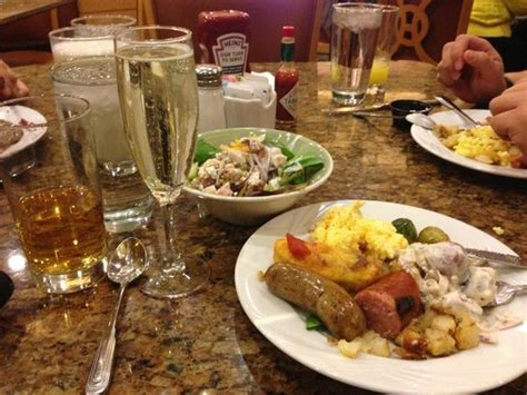 chagne brunch buffet picture of mgm grand hotel and
