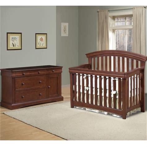 Westwood Design Stratton Convertible Crib Westwood Design 2 Nursery Set Stratton Convertible Crib And Dressing Combo In Virginia