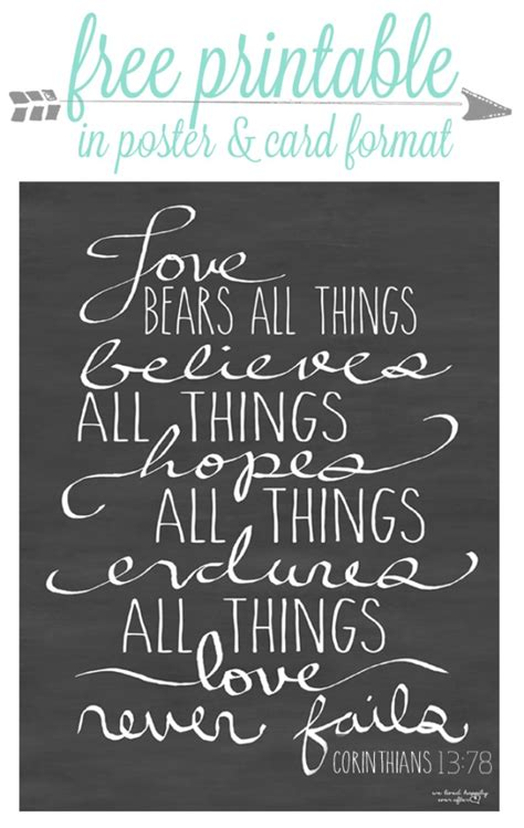 printable pictures of quotes free printable love quotes quotesgram