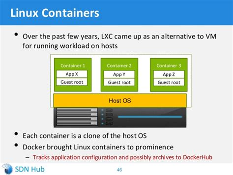 docker lxc tutorial understanding network and service virtualization