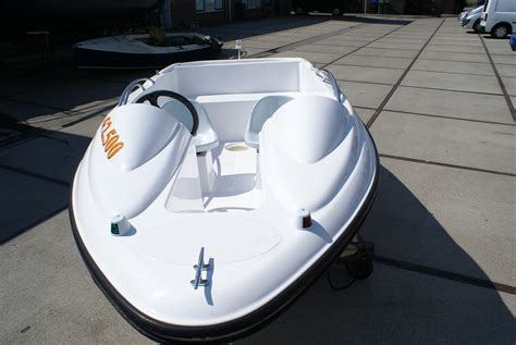 elektrisch bootje tdv watersport gebruikte elektrische boot tdv