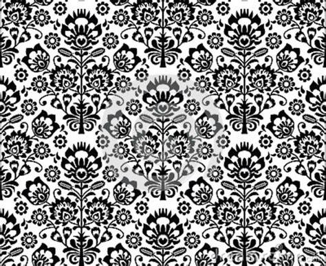 monochrome pattern tumblr black floral pattern tumblr www imgkid com the image