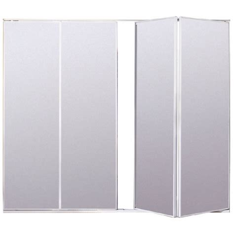 Bifold Mirrored Closet Doors Bifold Door Mirrored Closet Doors Bifold