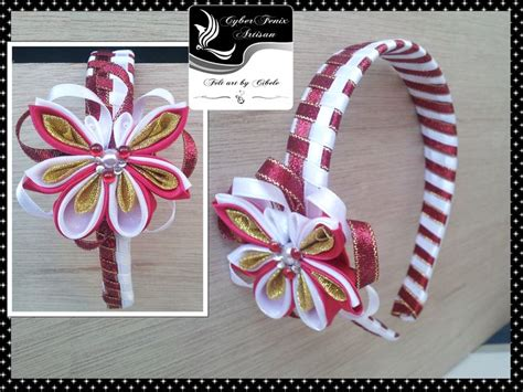 Ikat Rambut Jrk Flowers Hair Bands 235 best images about kanzashi butterfly on hair satin and white silk