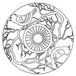 printable mandala coloring pages mandala coloring pages