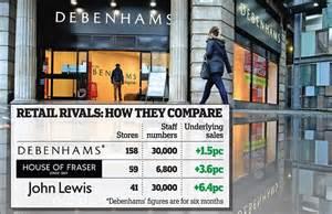 Debenhams Sale Begins by Debenhams Launches New Strategy To Kick Start Sales