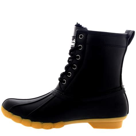 Boots Boots Winter Boots 45 womens original cold weather winter fur lined rubber sole snow boots 3 10 ebay