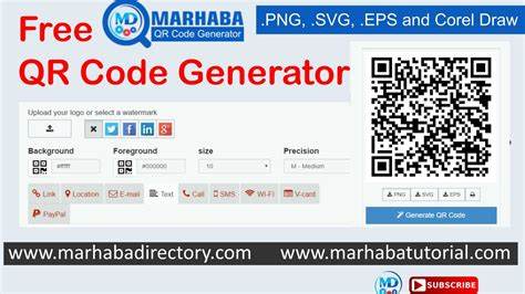 corel draw x6 qr code generator free qr code generator and convert in corel draw youtube