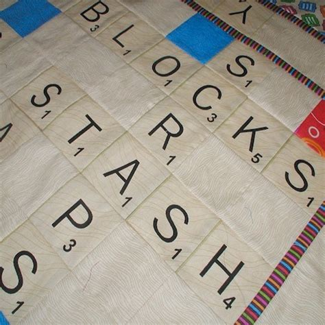 fabric pattern two words crossword 1000 images about scrabble quilt on pinterest scrabble