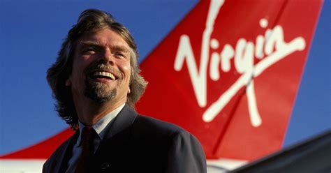 Is Rich by Richard Branson S Airline Won 945 000 And It All Went To