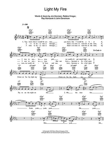 Light The Doors Lyrics by Light Chords By Will Melody Line Lyrics