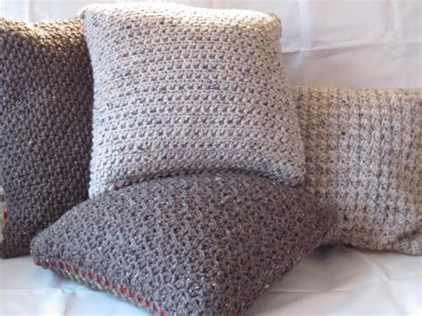 Easy Crochet Pillow Patterns by Crochet Pillow Patterns Creatys For