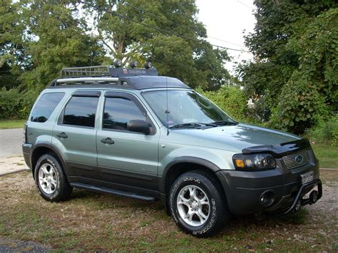 mazda tribute lifted 2005 ford escape all wheel drive system