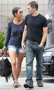 Halle Berry Has A New Dating Strategy by Halle Berry And Boyfriend Olivier Sport Matching Dos And