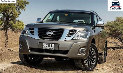 nissan patrol 2017 nissan patrol 2017 prices and specifications in uae car