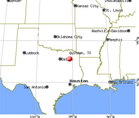 quitman texas map opiniones de quitman texas