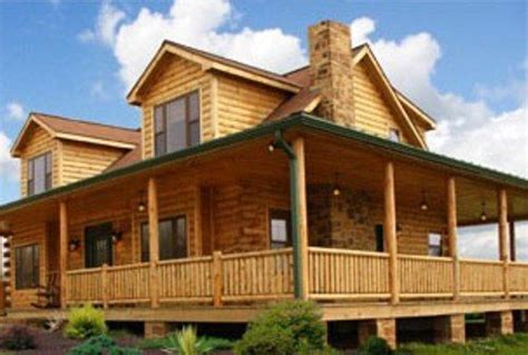 Cabin Style Houses by Modular Home Modular Homes Log Cabin Style