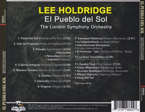 music of my soul lee holdridge 1983 el pueblo del sol dragon s domain records music sphere music of my soul lee holdridge 1983 el pueblo del sol dragon s domain records music sphere