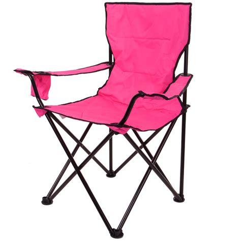 azuma pink deluxe folding outdoor cing festival