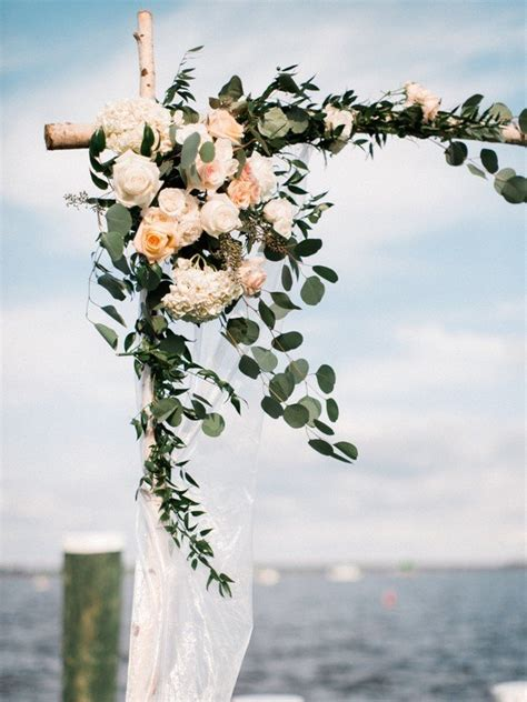 Wedding Arch Flowers by 20 Prettiest Floral Wedding Arch Decoration Ideas Oh