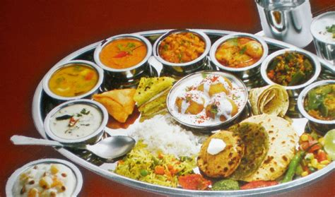 popular food popular dishes in indian thalis food darbaar blog