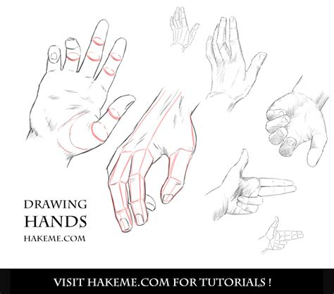 how to draw hands 35 tutorials how tos step by steps drawing hands tutorial by nimportant on deviantart