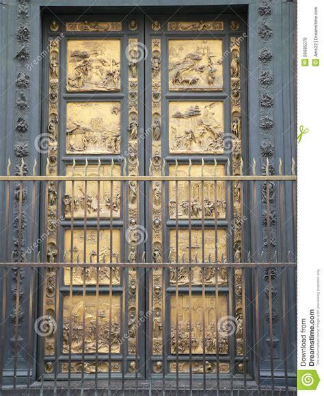 porta paradiso firenze porta paradiso firenze italia royalty free stock