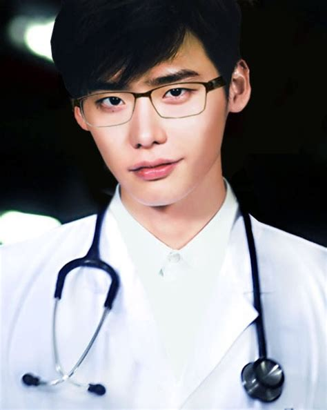 drama lee jong suk doctor lee jong suk is developing his bedside manner drama