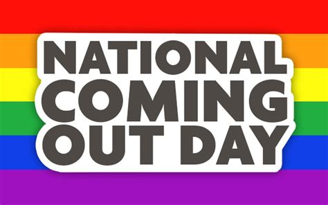 s day coming out national coming out day october 11 2015
